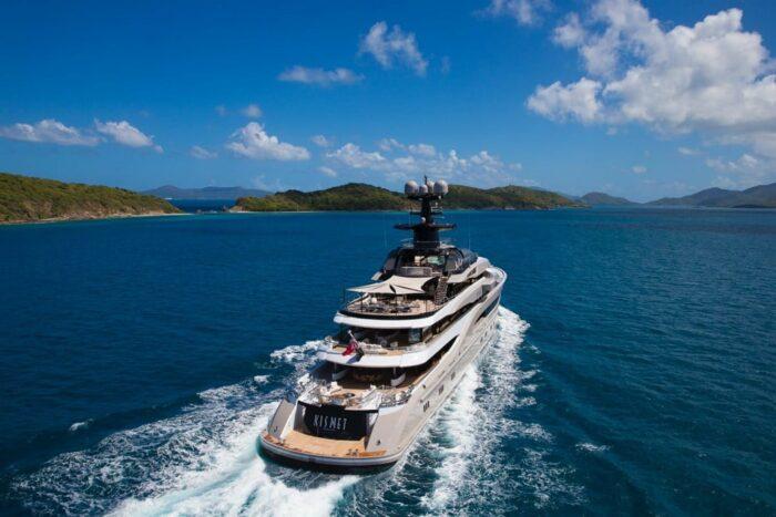 """2014 312' 3"""" Lurssen Superyacht KISMET"""