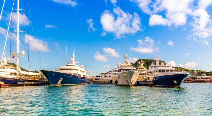 How Long is the Yachting Season, Caribbean