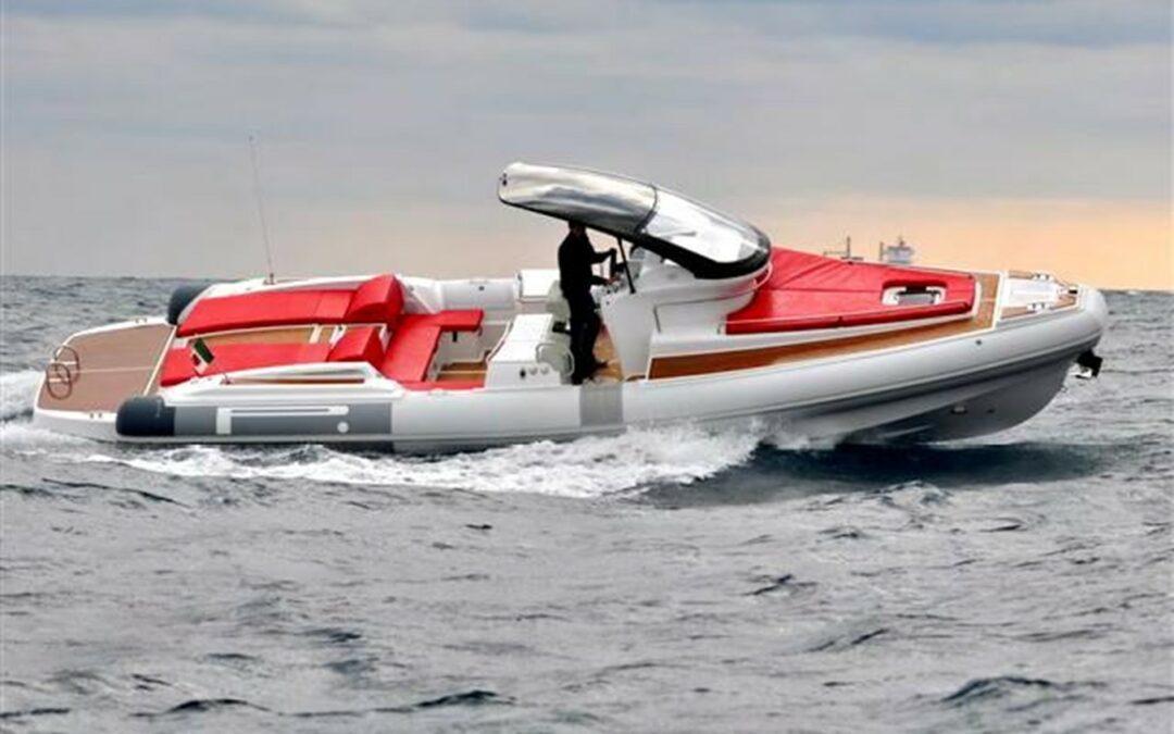 2021 36' Pirelli Boats Pzero 1100