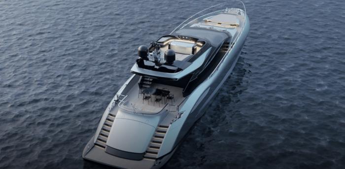 Kitson Yachts Sells Mangusta 104 Rev to America