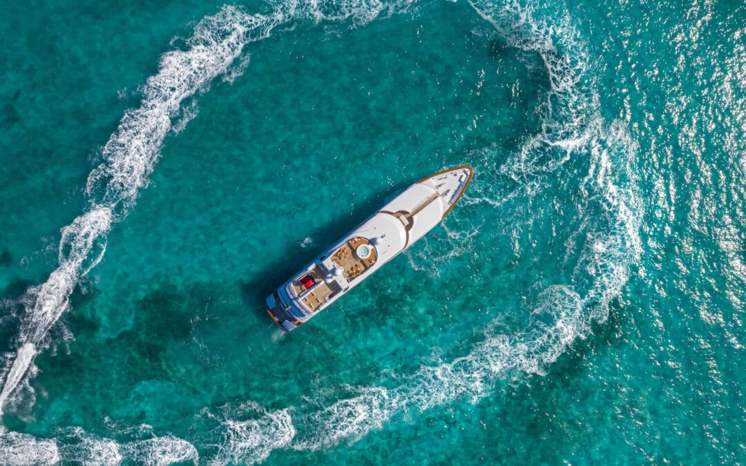 Claire 150' Trinity in the Bahamas, The Top Superyacht Photographers Part 4 - Billy Black