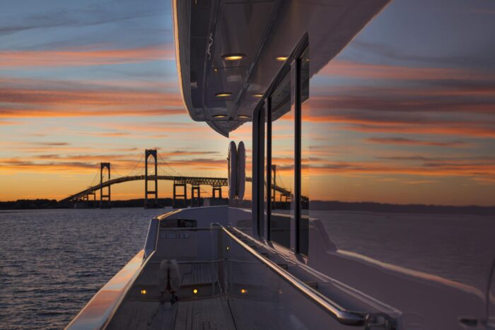 Interiors and details onboard Chantal Ma View in Newport, RI. The Top Superyacht Photographers Part 4 - Billy Black