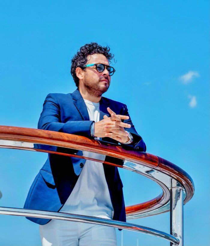 Diego Luca @diegoluca, Top 5 Yachting Influencers in the Americas on Instagram