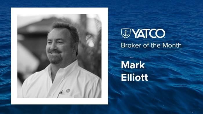 Mark Elliott of IYC Broker of the Month
