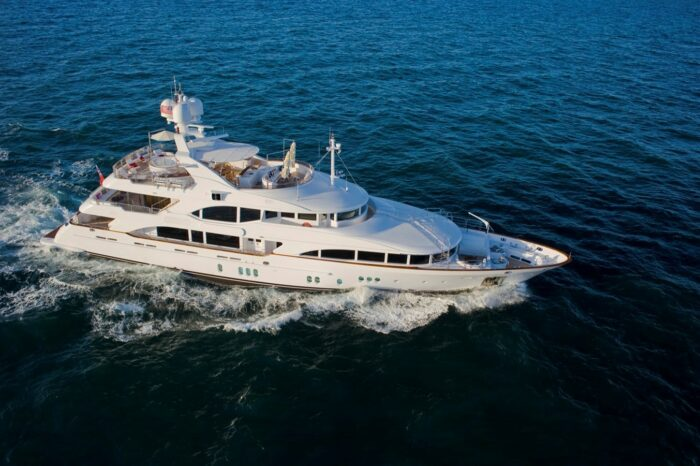 145ft Yacht IL' BARBETTA, Built by Benetti Yachts, and Located in Fort Lauderdale, Florida