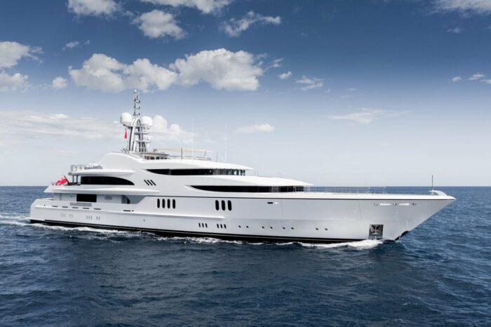 2007 Feadship Yacht ANNA I