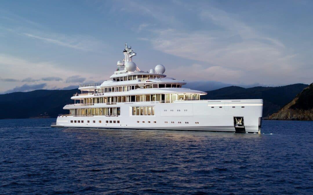 2020 Benetti Yacht LUMINOSITY