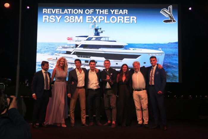 Rosetti Superyachts founded in 2017, backed by Rosetti Marino Group, enters the world of yachting focusing in the explorer market.