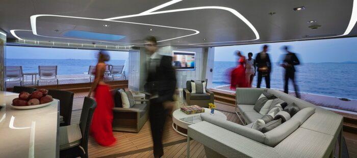 The Top Superyacht Photographers Part 5 - David Churchill, yacht GALACTICA STAR