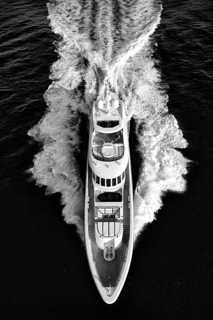 The Top Superyacht Photographers Part 5 - David Churchill, yacht ICE ANGEL