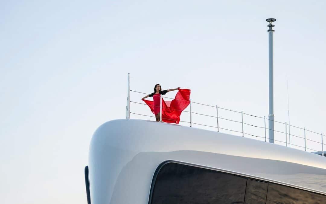 The Top Superyacht Photographers Part 5 - David Churchill, yacht Illusion Plus