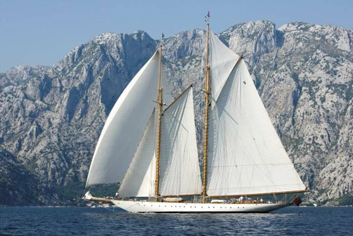 2000 Super Sailing Yacht ELEONORA, Top Five Yachts Located in Spain