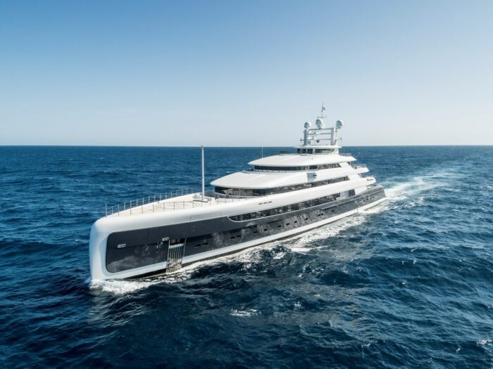 2018 ILLUSION PLUS Superyacht, Top Five Yachts Located in Spain