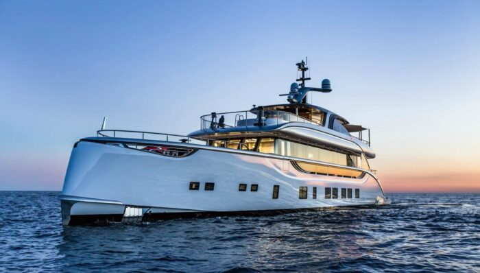Superyacht SPRING, Top Five Yachts Located in Spain