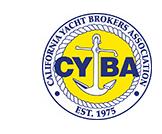 CYBA California Yacht Brokers Association logo