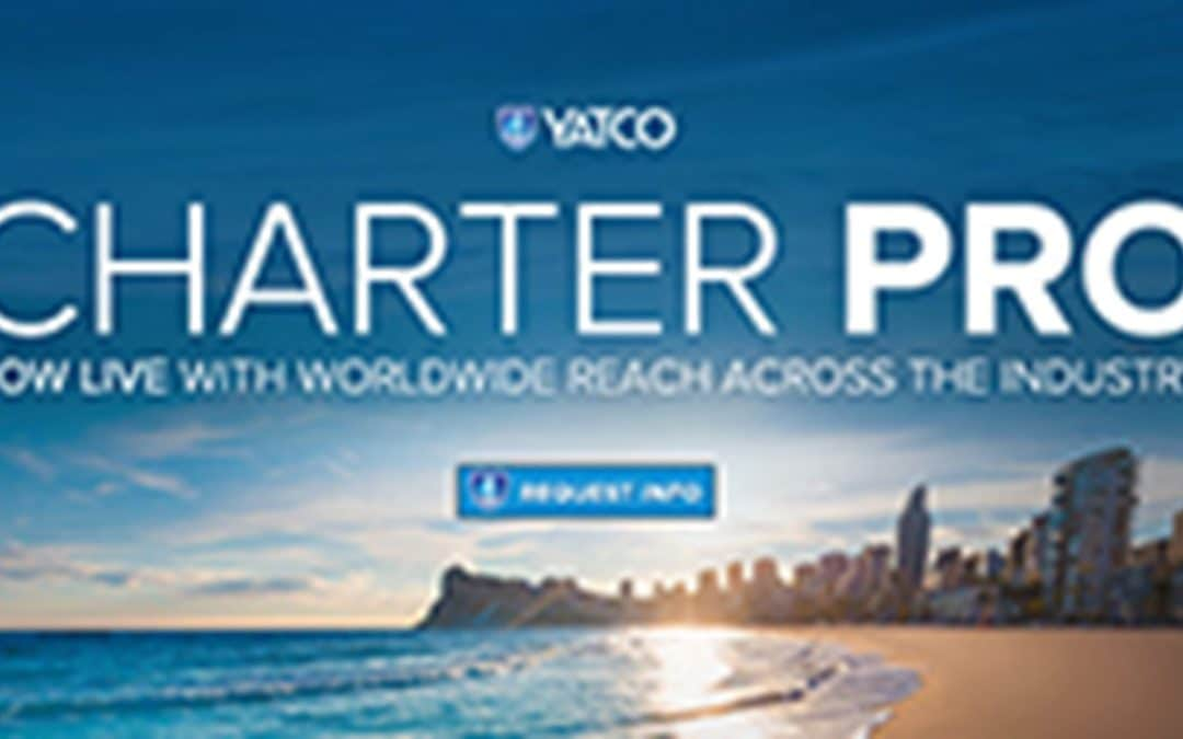 YATCO Announces Launch Of Its CHARTER PRO (WEB PRO) System