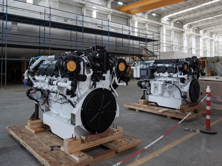 boat engine, Top 5 of the Engine Manufacturers in Yachting | YATCO MLS