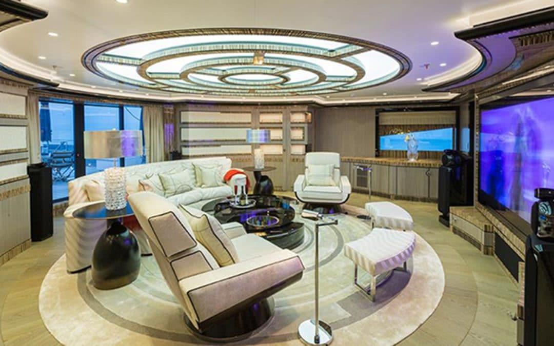 beautiful yacht interior, 10 of the Most Beautiful Interiors of Mega Yachts In YATCO | YATCO MLS
