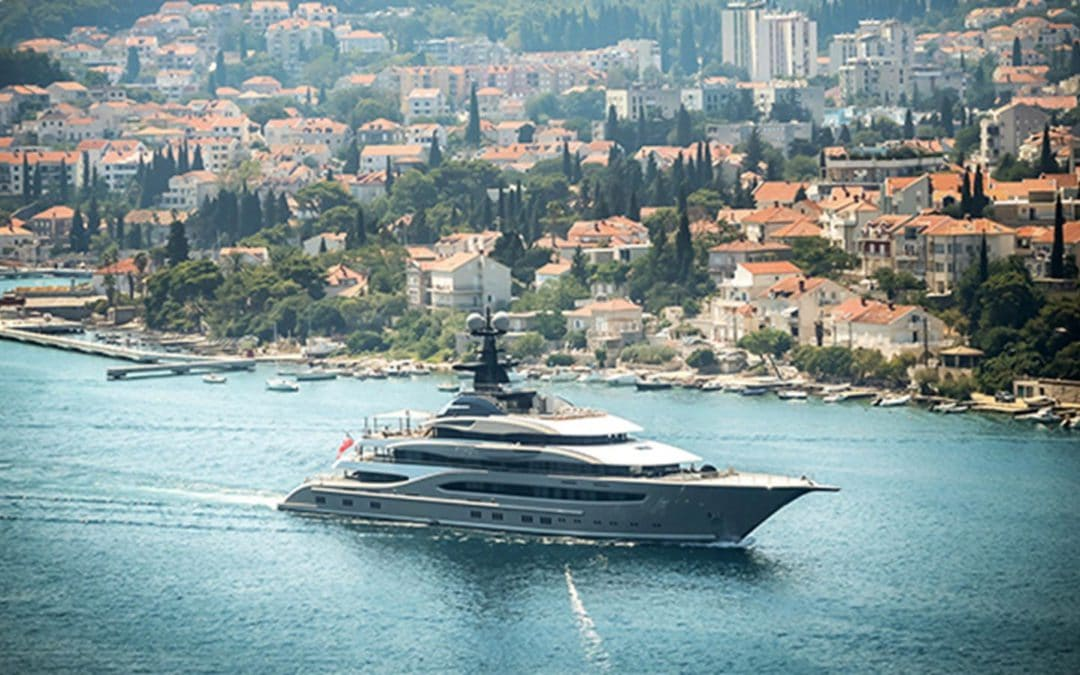 Selling a Yacht versus Chartering a Yacht